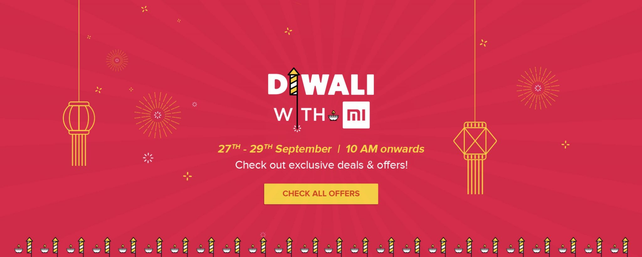 Diwali with Mi