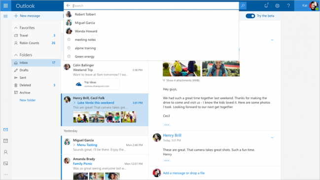Outlook.com-beta
