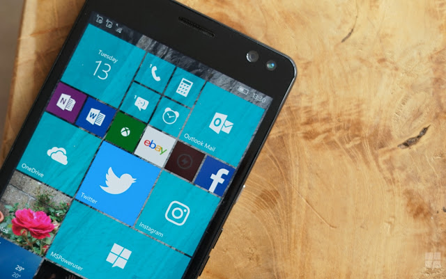 Removal of Apps Corner from Windows Phone in Windows 10 Creators Update