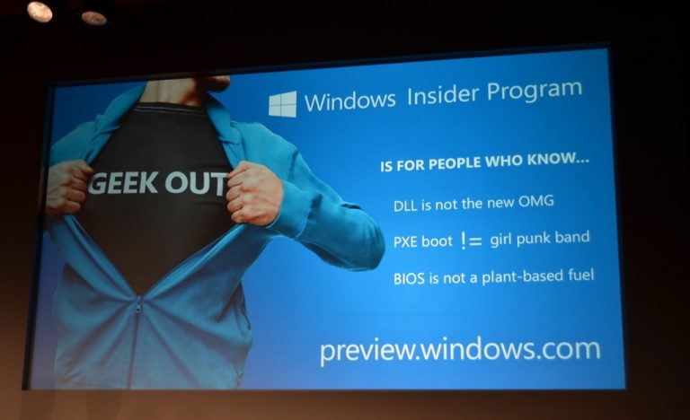 What are your expectations from Windows Insiders Program? Dona Sarkar needs your suggestions