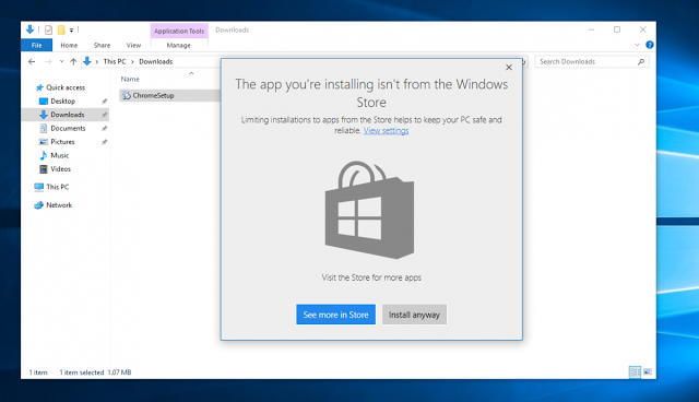 Prevent Installation of Bloatware in Windows 10