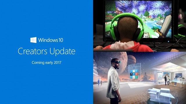 No Forced Reboots due to Windows updates in Creators Update