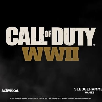 [Rumor] Call Of Duty:WWII possible release date, according to poster leak!