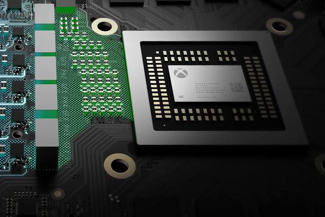 Xbox Scorpio:Possible hardware specifications