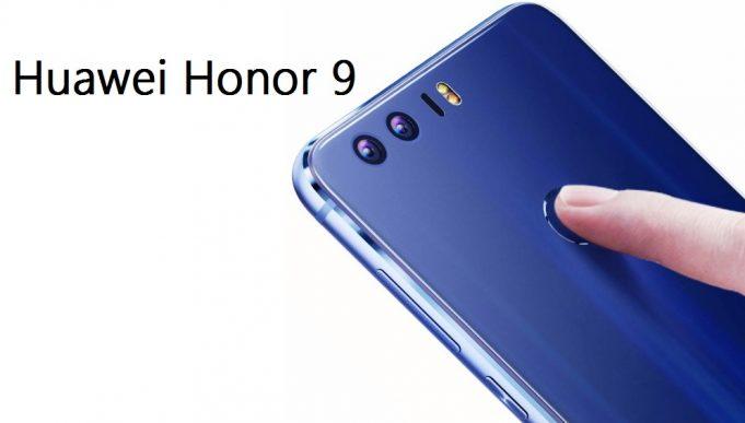 Honor 9 Benchmark