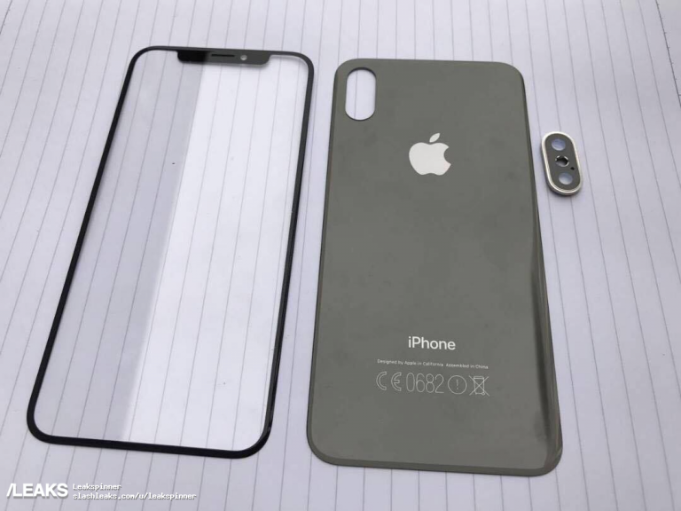 Leak : Some more leaks about the iPhone 8!