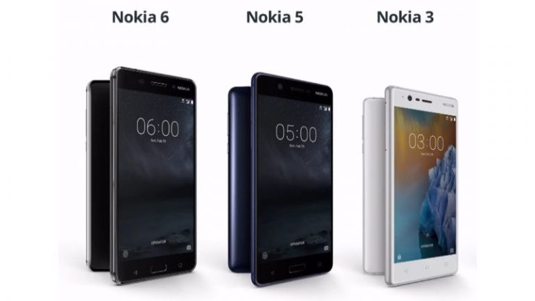 Vodaphone to give upto 9 GB of free 4G/3G data to Nokia 3, Nokia 5 and Nokia 6 users.
