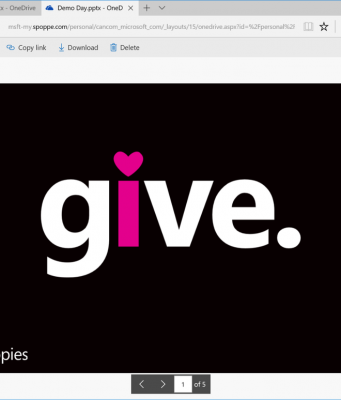 msgive