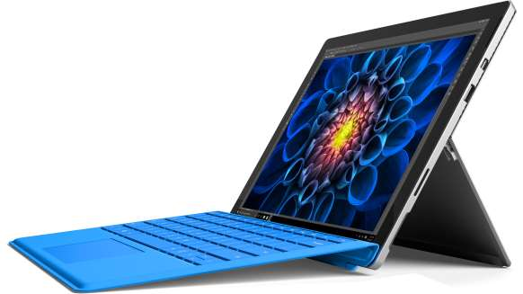 Surface Pro 4 gets a new firmware update, enables support for new type cover