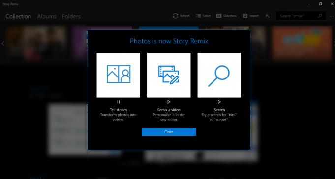 Story Remix