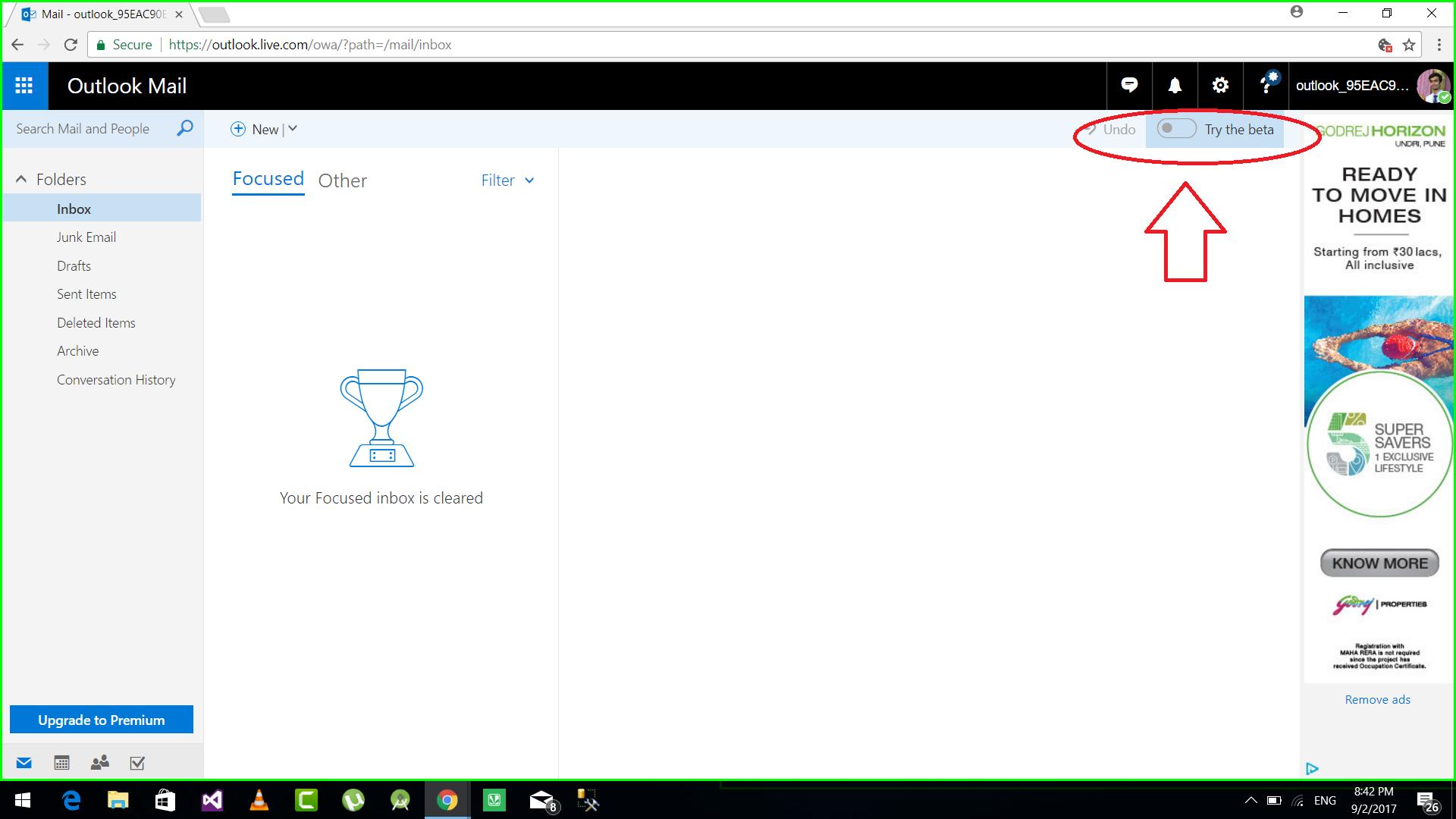 Outlook.com-beta