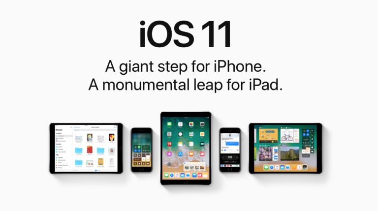Apple roll outs iOS 11 for iPhone, iPad and iPod