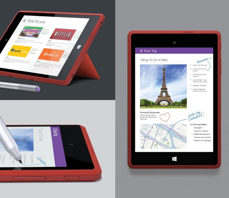 Leak : Microsoft's cancelled Surface Mini Specifications!