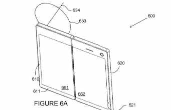 Microsoft foldable device