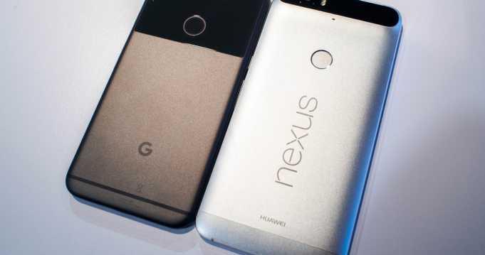 first gen Pixel and Nexus 5X