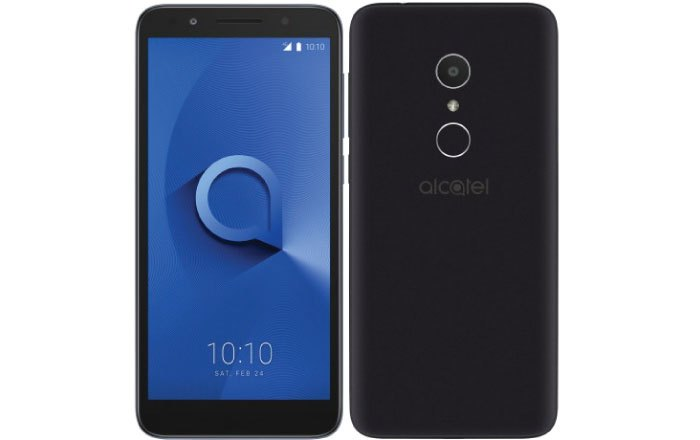 Alcatel 1X first Amdroid Go edition phone