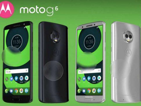 Moto G6, Moto G6 Plus and Moto G6 Play Codenames Leaked