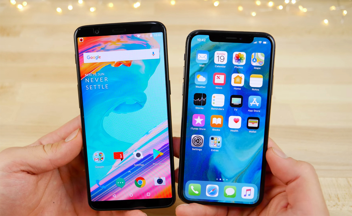 Coming Android version can have iPhone X's 'Notch design'