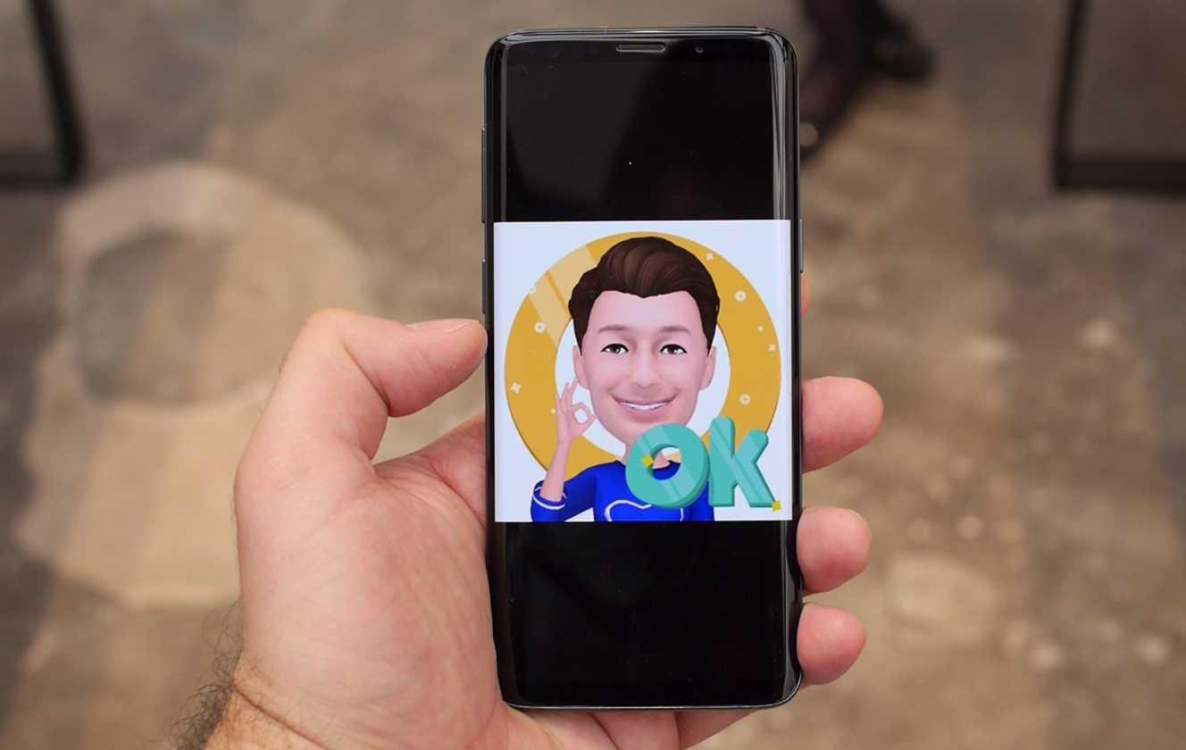 Samsung Galaxy S9 and Galaxy S9+ AR Emoji