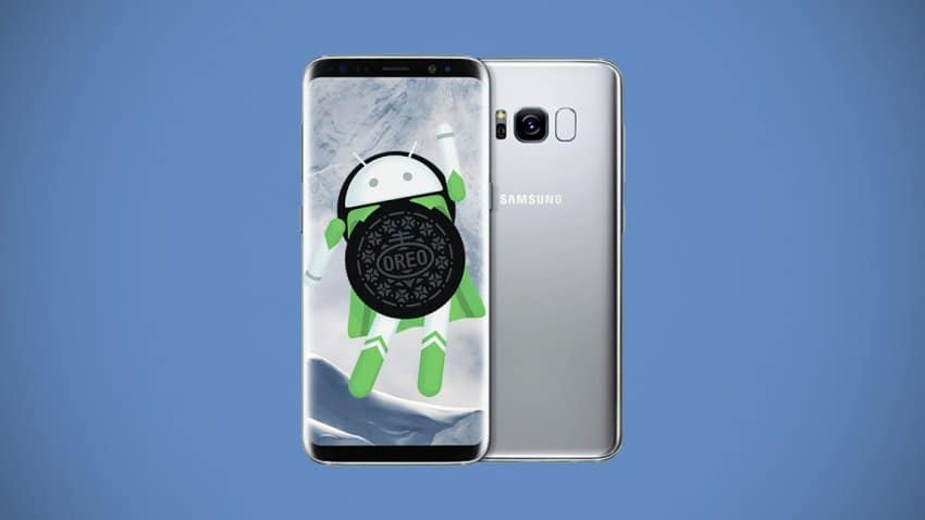 Samsung Stops Android 8.0 Oreo Update for Galaxy S8