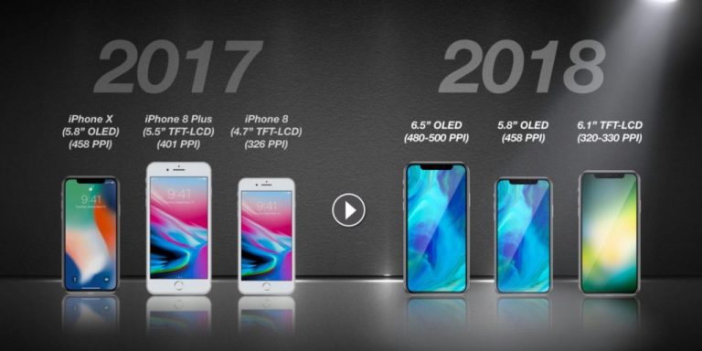 """""""2018 iPhones to use Intel Baseband chips exclusively instead of Qualcomm"""": KGI"""