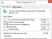 Free Up Hard Disk Space