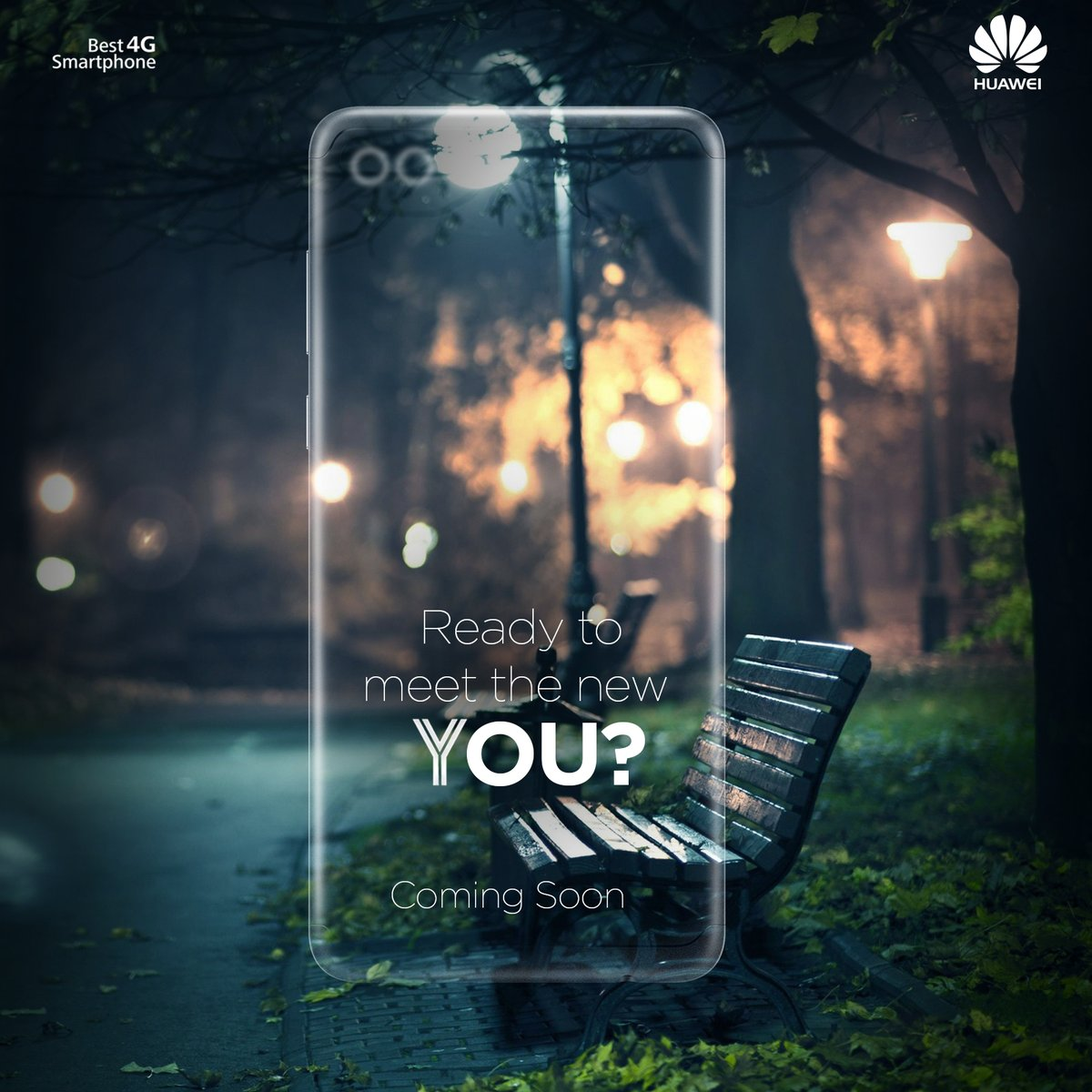 Huawei Y9 Teaser Image Leaked, Reveals dual Rear Cameras