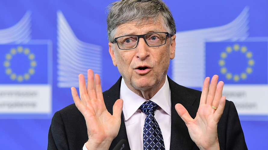 Bill Gates shows no interest in Crypto Currencies