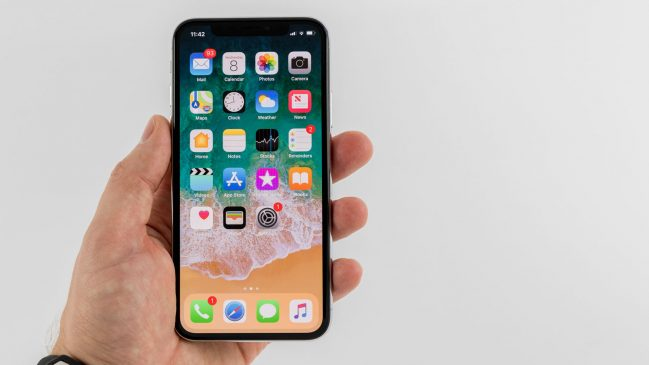 Samsung Galaxy S9 vs iPhone X 4