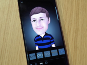AR Emoji on the Samsung Galaxy S9