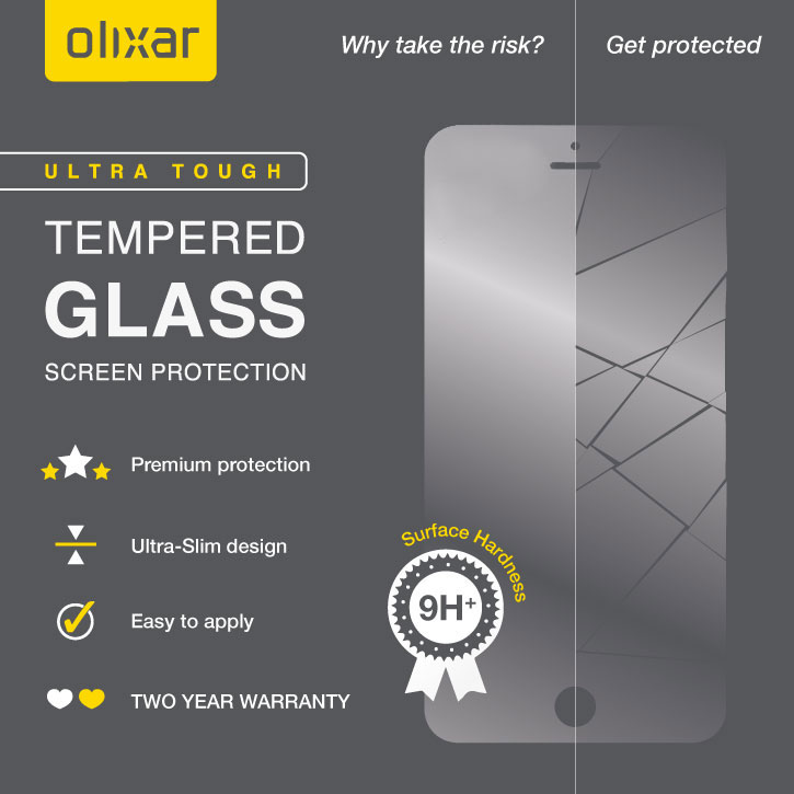 Olixar Tempered Glass Screen Protector for Huawei P20 Pro